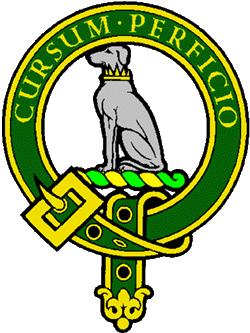 Garry Hunter | Hunter Clan Logo for Kinross Trout Fishery formerly Heatheryford Fishery | Scotland Top Trout Water | Troutmasters Water