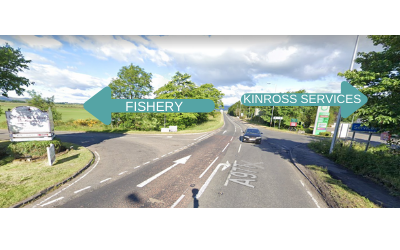 Directions Kinross Trout Fishery formerly Heatheryford | Top Fly Fishing Water | Competitions | Perthshire