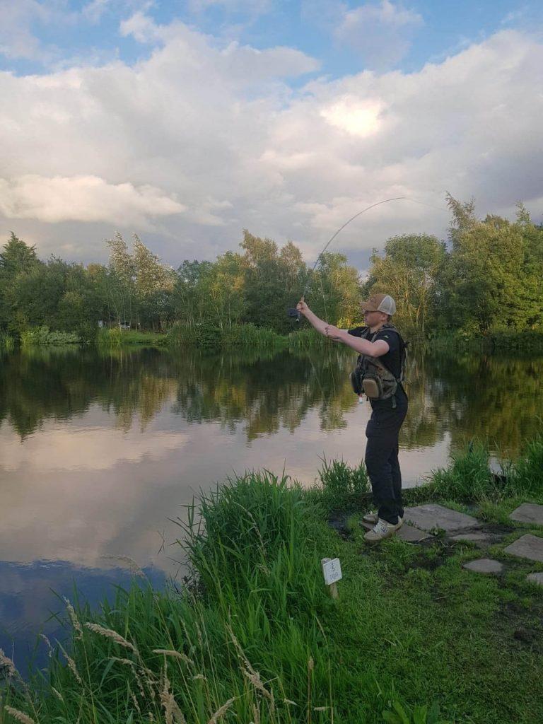 Ewan Angus | Fly Fishing in Scotland | Kinross Trout Fishery | Heatheryford | Perthshire